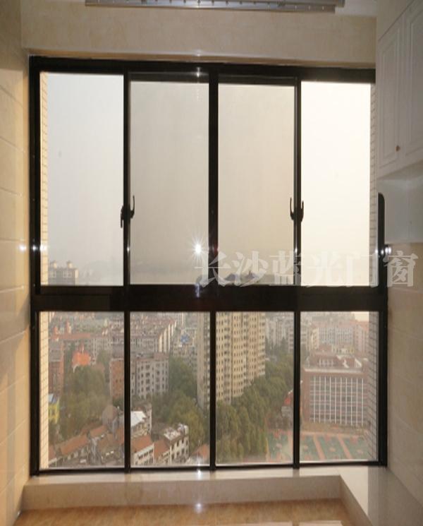 109A系列防护窗            长沙蓝光品牌门窗厂