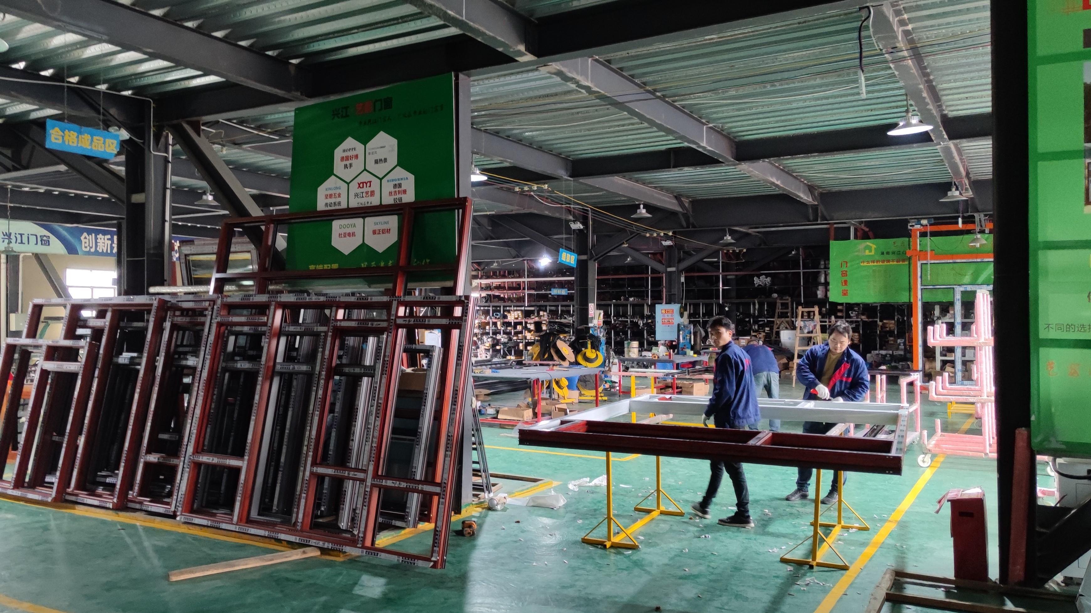 长沙铝合金门厂